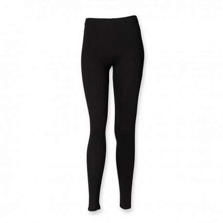 Pantaloni SKINNIFIT SKSK064 Donna LEGGINS LUNGO 96%C. 4%E.