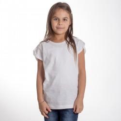 T-Shirt BS SLUBK02 Bambino T-SHIRT BIMBA 100%C SLUB Manica corta,Setin