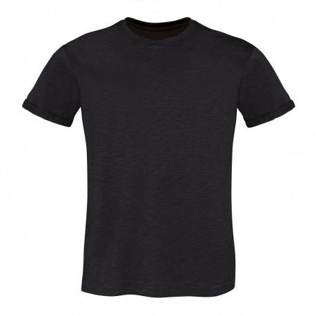 T-Shirt BS SLUBM01 Uomo Men's Slub T-shirt 100%C Manica corta,Setin