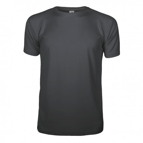 T-Shirt SPRINTEX SP100 Uomo Run T 100%P RAGLAN Manica corta,Raglan