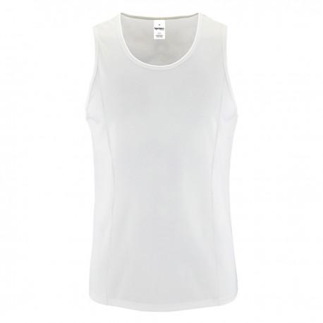 T-Shirt SPRINTEX SP105 Uomo MEN'S TANK TOP 100% P Senza maniche