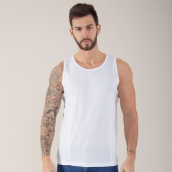T-Shirt SPRINTEX SP106 Uomo Subli Tank Top 100%P Senza maniche