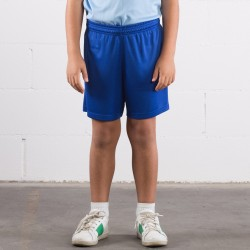 Pantaloni SPRINTEX SP401 Bambino Sport shorts Kids 100%P