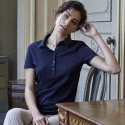 Polo TEE JAYS TJ1441 Donna Ladies Pima Cotton Polo 100%C Manica corta