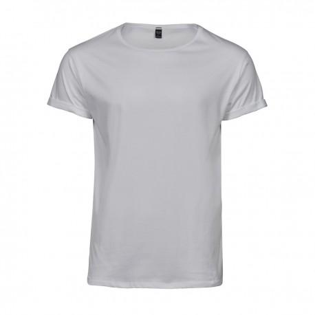 T-Shirt TEE JAYS TJ5062 Uomo Roll-Up Tee 100%C Manica corta,Setin