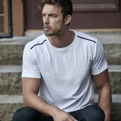 T-Shirt TEE JAYS TJ7010 Uomo LUXURY SPORT TEE 100%P Manica corta,Setin