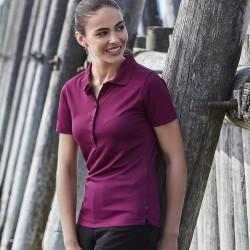 Polo TEE JAYS TJ7105 Donna Polo sportiva donna, 100%P Manica corta
