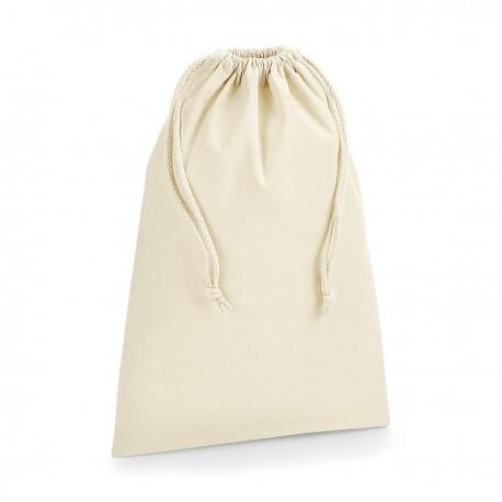 Borsa WESTFORD MILL W266XS Unisex Cotton stuff bag 100% OCS