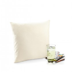 Coperte, cuscini WESTFORD MILL W350_40X40 Unisex Cot Canvas Cushion Cover 100%C