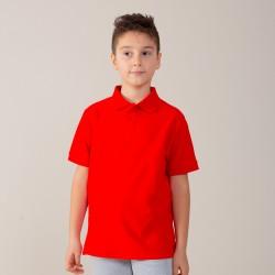 Polo BS BSK201 Bambino Evolution Polo Kids S/S100%C