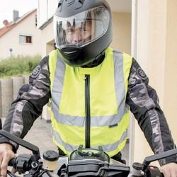 Giacca KORNTEX KXMOTO Unisex,Uomo Motorcycle Vest 100%P Senza maniche