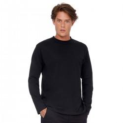 T-Shirt B&C BCTU005 Unisex,Uomo T-SH EXACT190LS 100%C.185GR. Setin