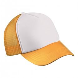 Cappello MYRTLE BEACH MB071 Bambino MESH CAP 5 PAN KID 100%P M&B