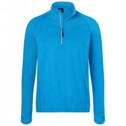 T-Shirt JAMES & NICHOLSON JN788 Uomo Men's Sports Shirt 88%P12%E Raglan
