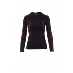 Payper THERMO PRO LADY 240 LS Donna MAGLIE TERMICHE MANICA LUNGA SEAMLESS 240GR