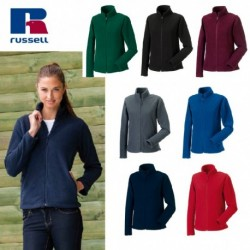 FELPA PILE RUSSEL DONNA JE8700F THERMO ZIP LUNGA  ANTIPI