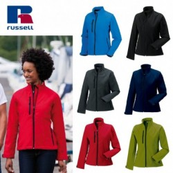 GIACCA RUSSELL WOMAN SOFT SHELL JE140F DONNA