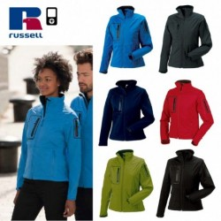 GIUBBOTTO DONNA WOMAN ACTIVE SOFTSHELL JE520F RUSSELL