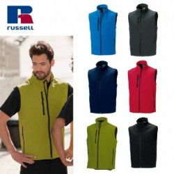 GILET RUSSELL MAN SOFT SHELL JE141M UOMO