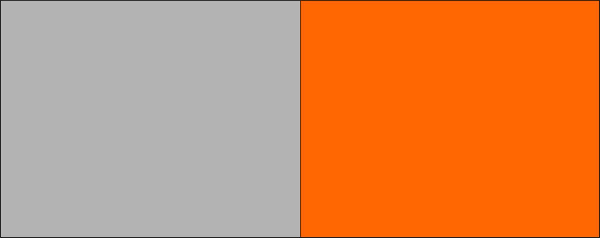 Grigio scuro/arancio