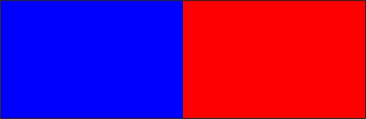 Blu Royal/rosso